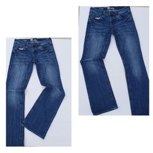 Kut From The Kloth Bootcut Midrise Jeans Sz 4